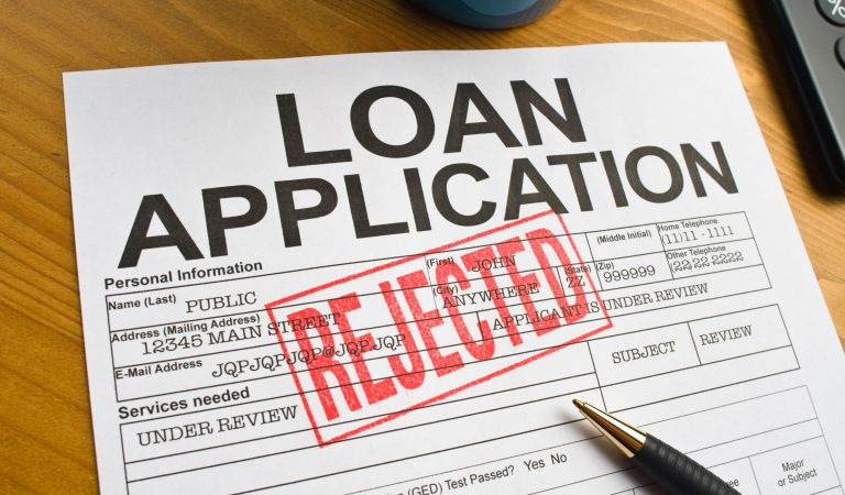 Here are the Top Reasons Why your Personal Loan Got Rejected